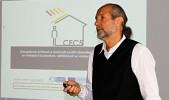 Dalibor Borák prezentuje základní myšlenky  programu CESBA