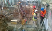 Výstavba bytového domu MINX