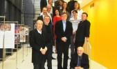 Schůzka architektů zemí V4