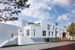 pasivní bytový dům, Lesná, přístavba