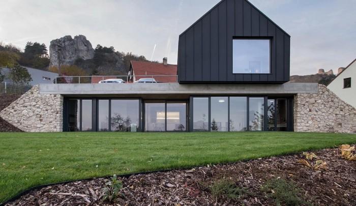 nízkoenergetický rodinný dům