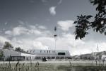 pasivní kulturní dům, Ivaň