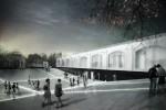 Soutěžní návrh – rekonstrukce Průmyslového paláce