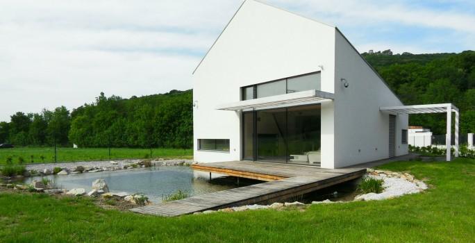 Rodinný dům Borinka, novostavba